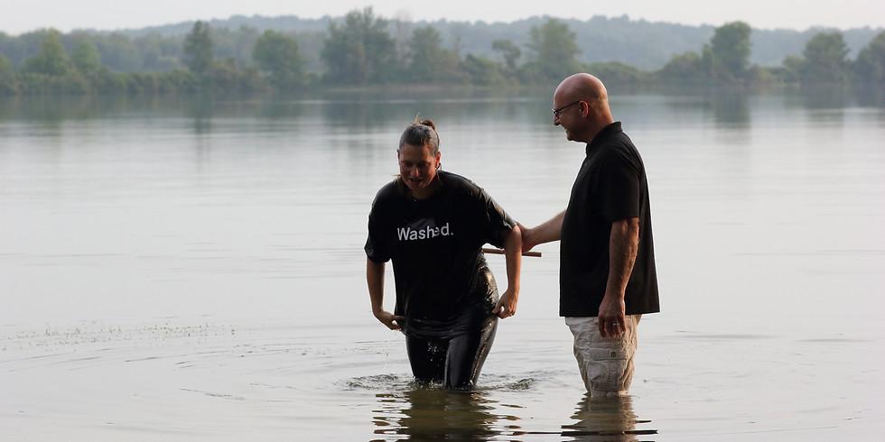 Lime Lake Baptism - POSTPONED
