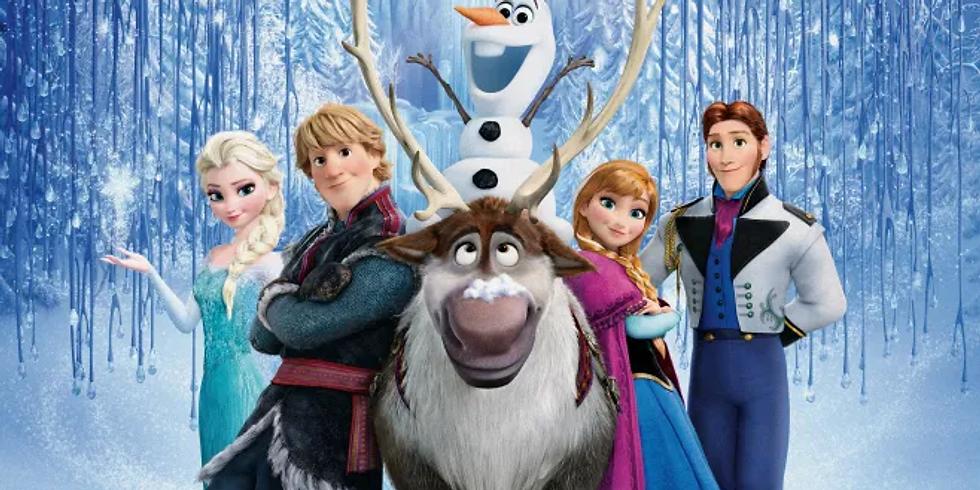 Drive-In Movie Night: Frozen