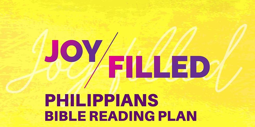 Philippians Bible Reading Plan