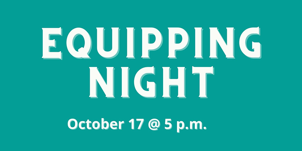 Equipping Night