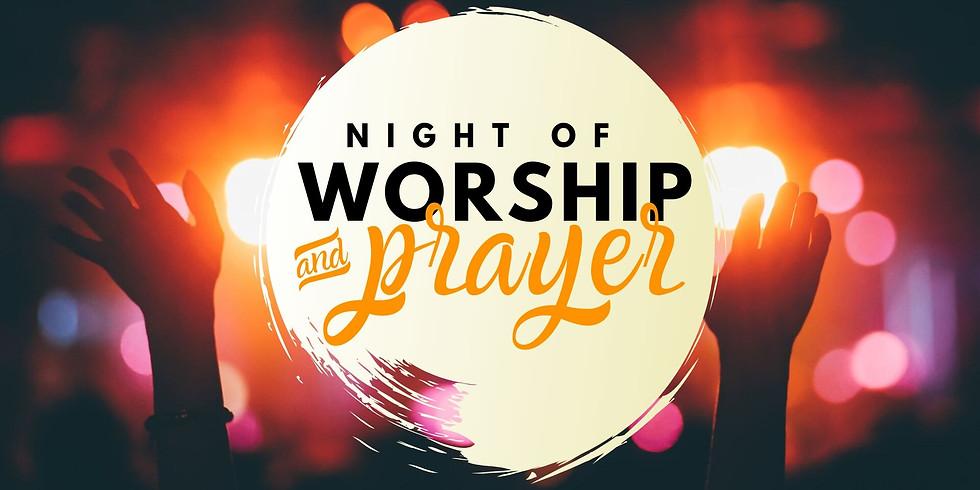 Worship + Prayer Night
