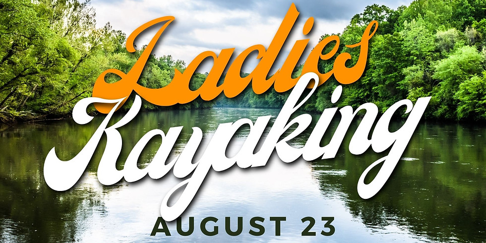 Ladies Kayaking Adventure
