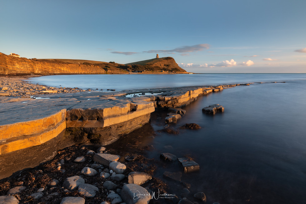 Golden Light at Kimmeridge