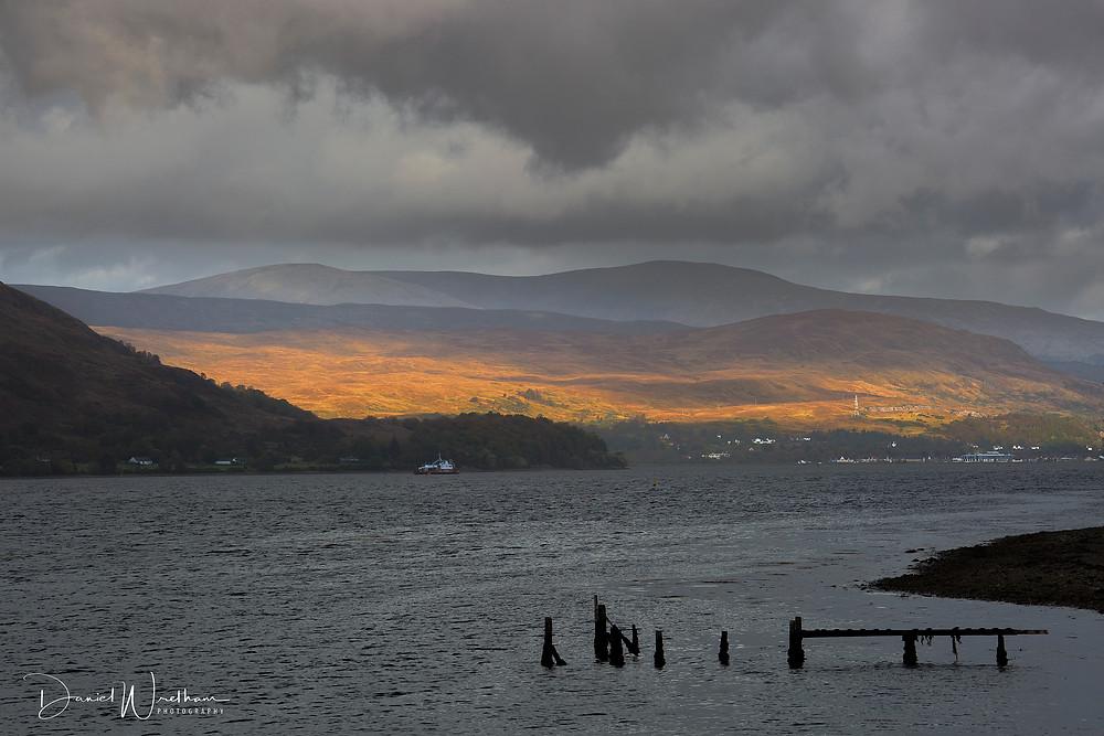 Loch Lochy, Highlands, Scotland