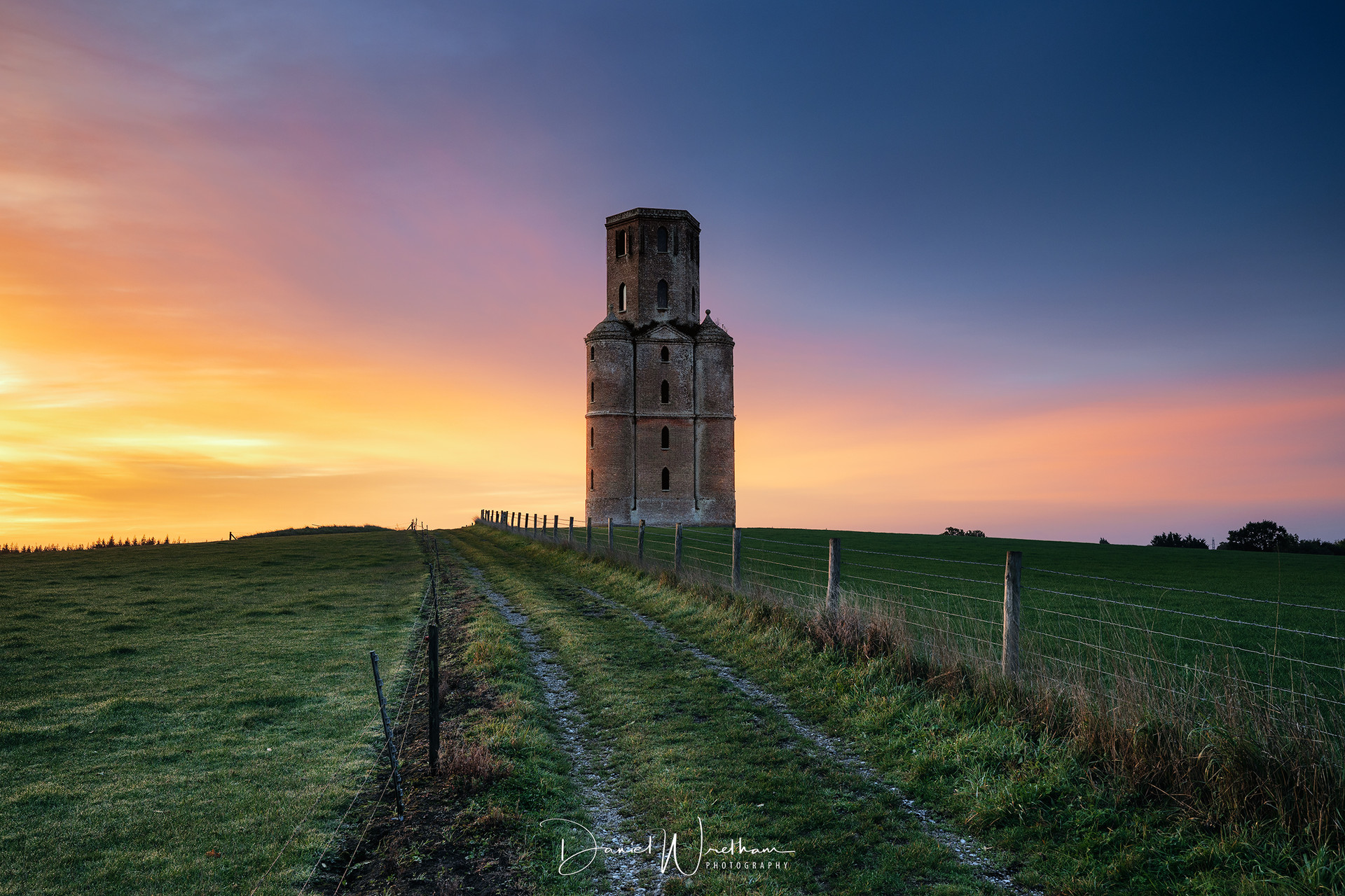 Horton Tower Sunrise
