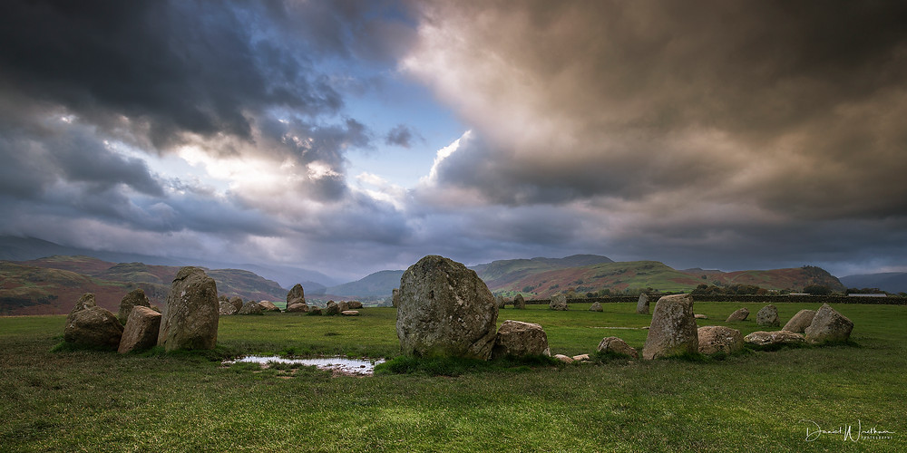 Castlerigg Stone Circle, The Lake District