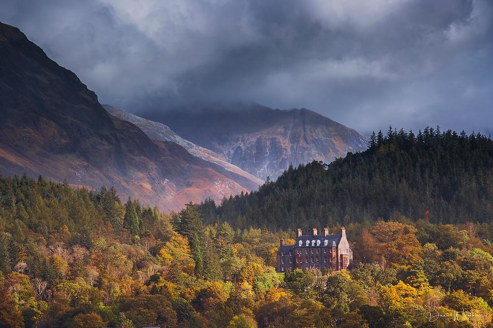 Scottish Highlands Autumn