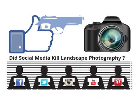 Did Social Media Kill Photography ?