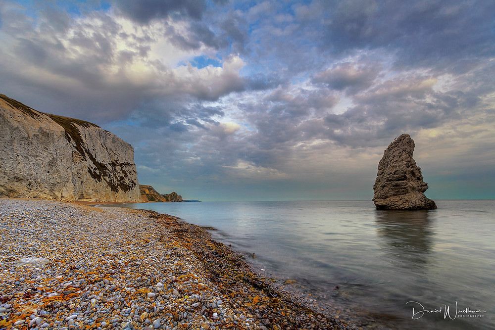 Butter Rock, Jurassic Coast, Durdle Door