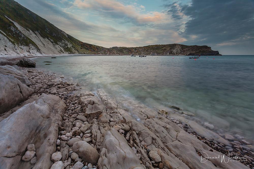 Lulworth Cove Ledges