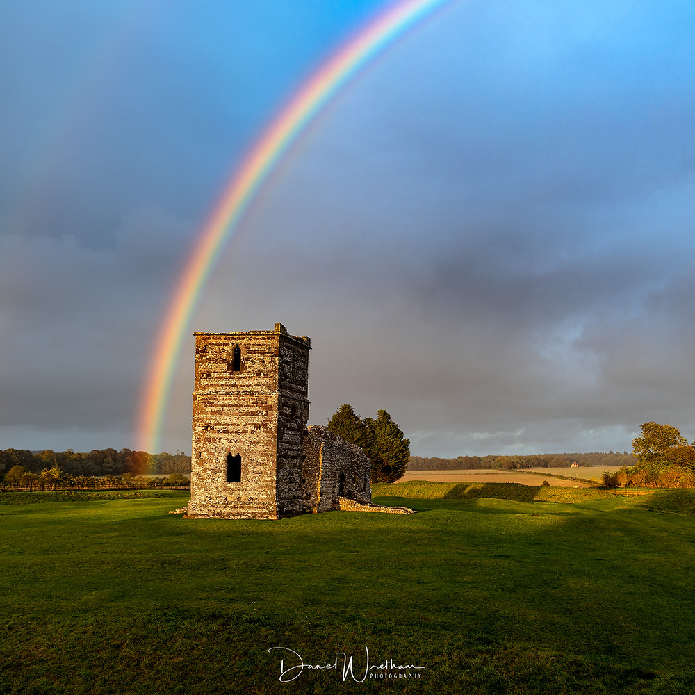 Rainbow Knowlton Church