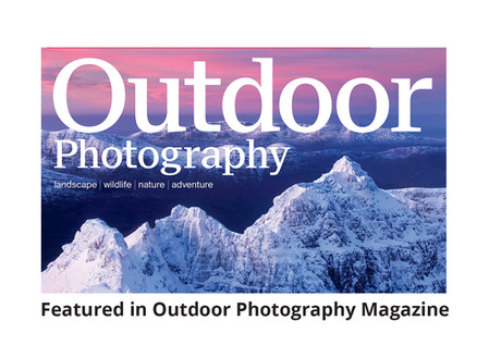 Outdoor Photography Magazine Feature
