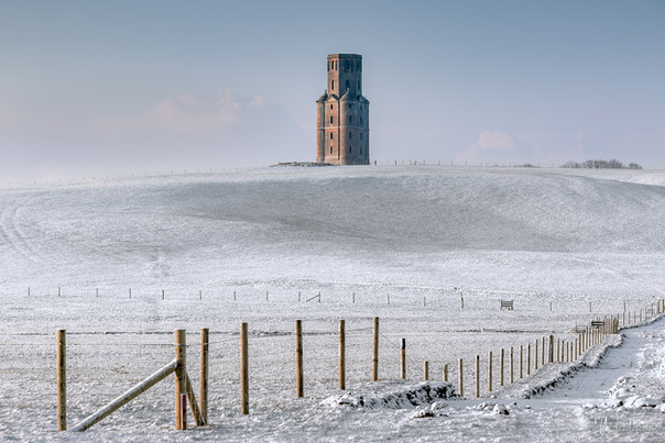 Horton Tower in the Snow