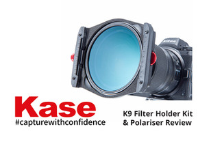 Kase Filters K9 Holder Kit & Polariser Review