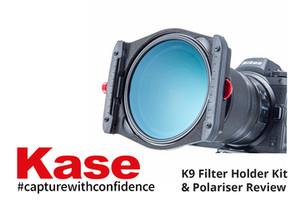 Kase Filters K9 Holder Kit & Polariser Review