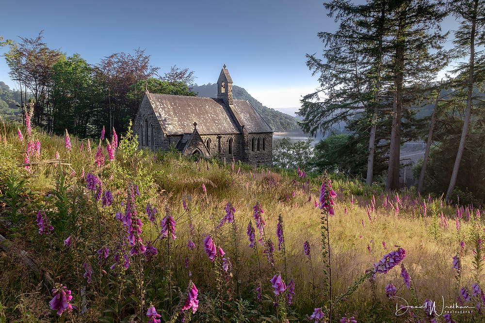 Nantgwyllt Church, Elan Valley
