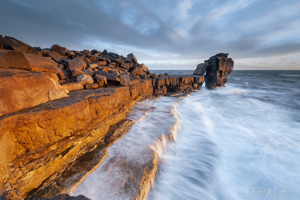 Pulpit Rock, Portland, Dorset, Landscape Photography Locations, Daniel Wretham