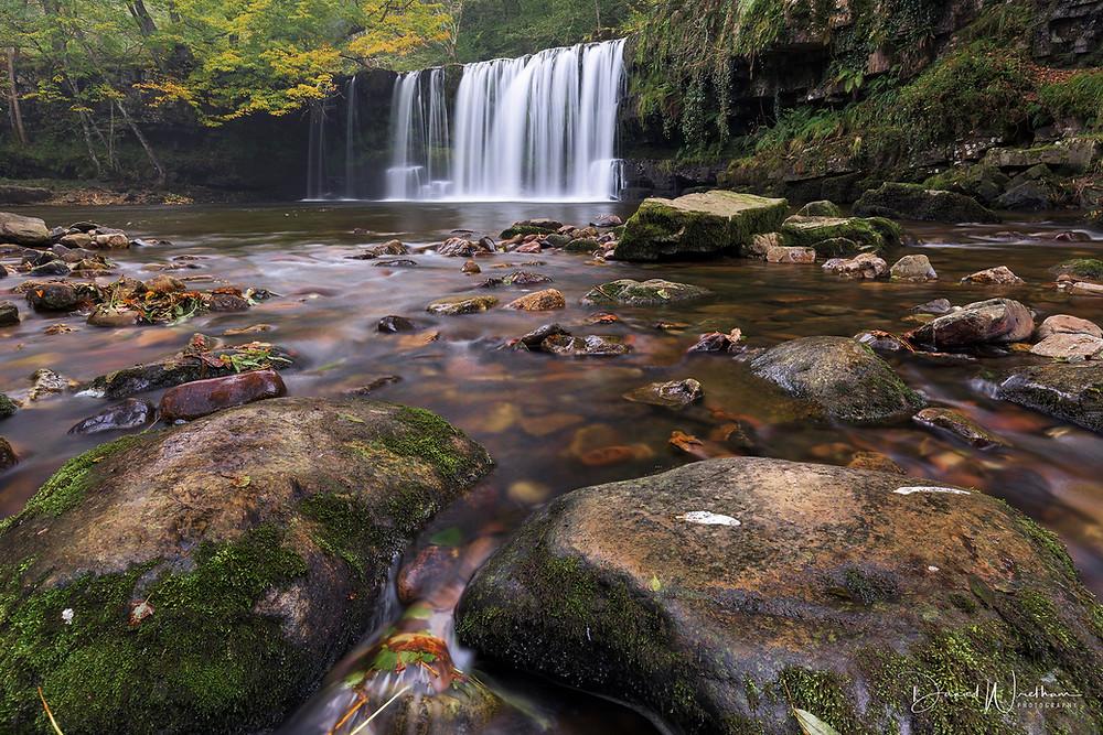 Sgwd Ddwli Uchaf, Amazing Waterfall