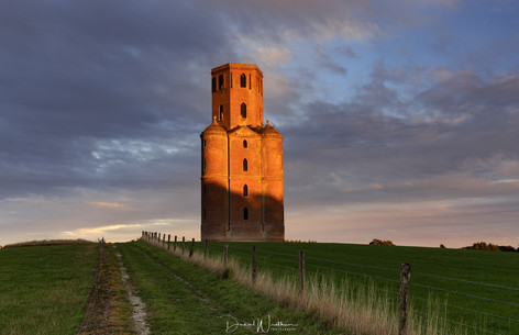 Last Light on Horton Tower