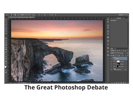 The Great Photoshop Debate