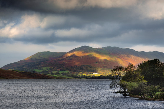 Light at Crummock Water