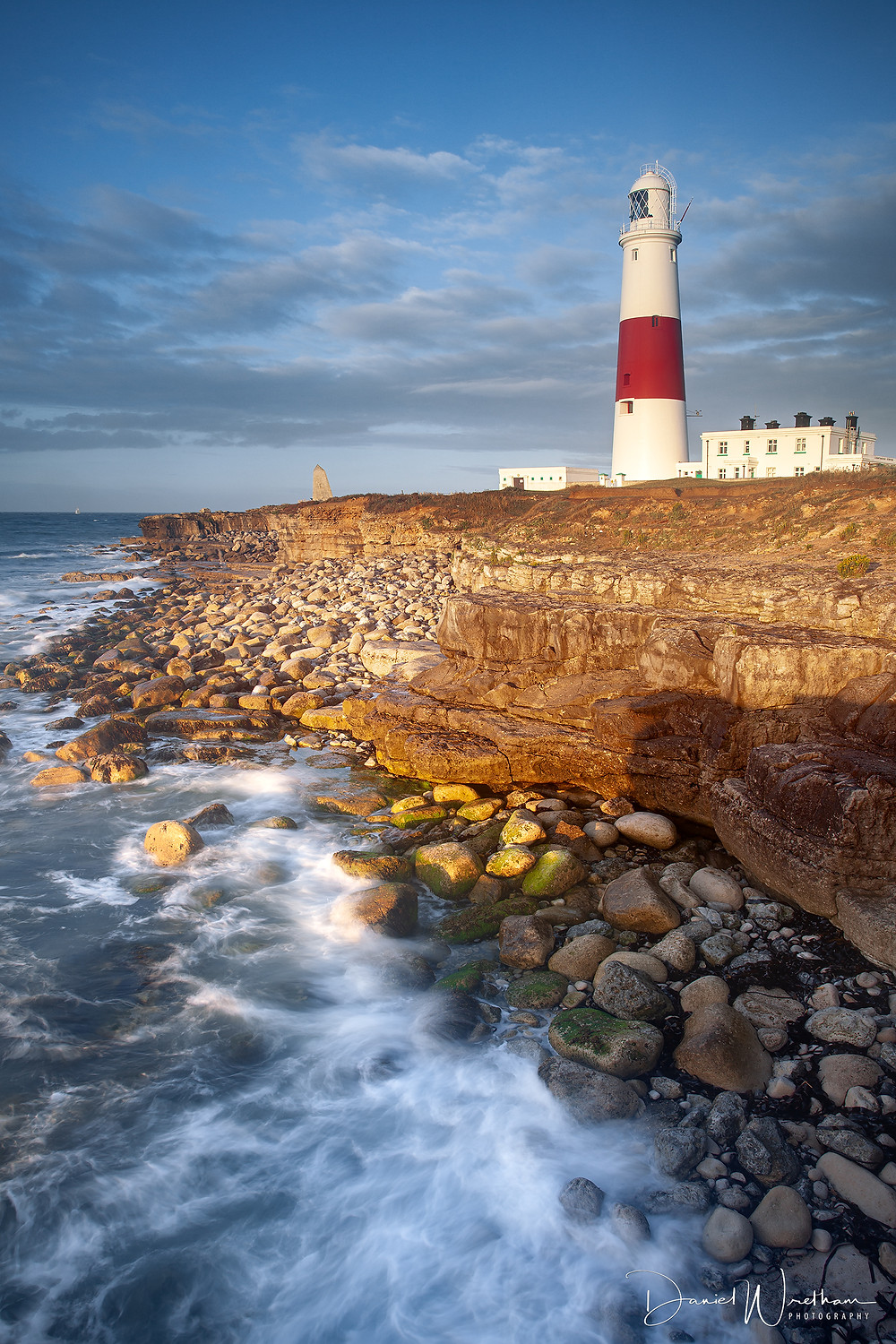Portland Bill Lighthouse, Seascape, Dorset Landscape Photography Locations, Daniel Wretham Photography