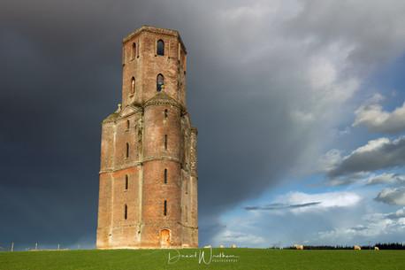 Storm Light at Horton Tower