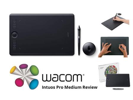 Wacom Intuos Pro M Review