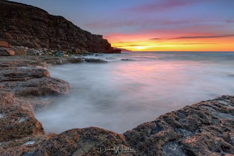 Winspit Sunrise