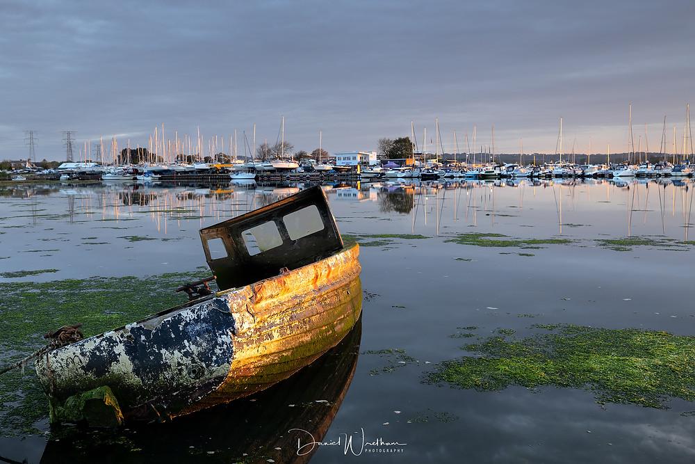 Holes Bay, Dorset