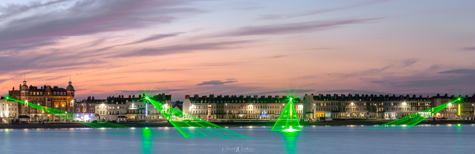 Weymouth Seafront Panorama