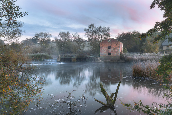 Dawn at the Mill