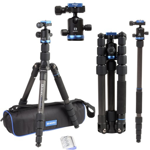 Benro iFOTO FIF19CIB0 Travel Tripod Review