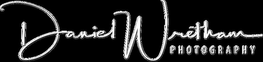 Daniel Wretham photography Logo