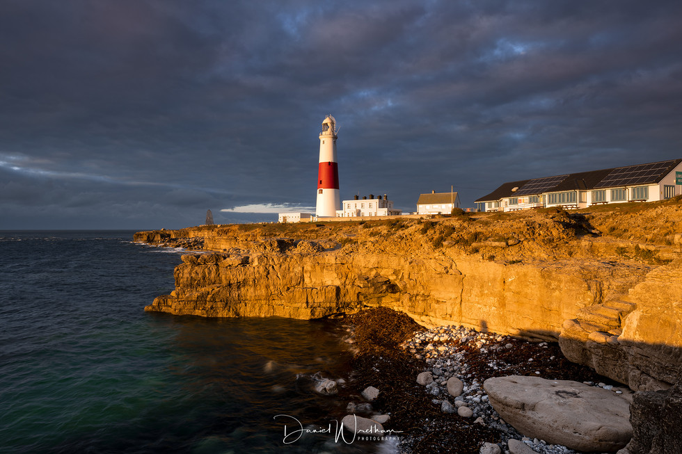 Morning Light on Portland Bill