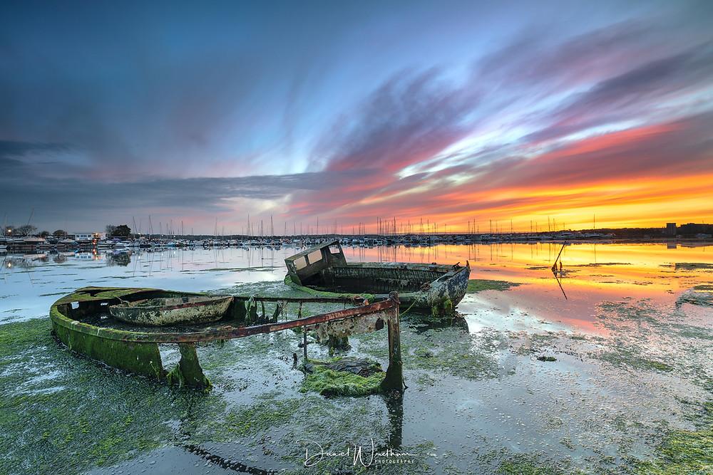Holes Bay Boat Graveyard