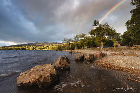 Milarrochy Bay Rainbow