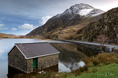 Ogwen Lake Boat House
