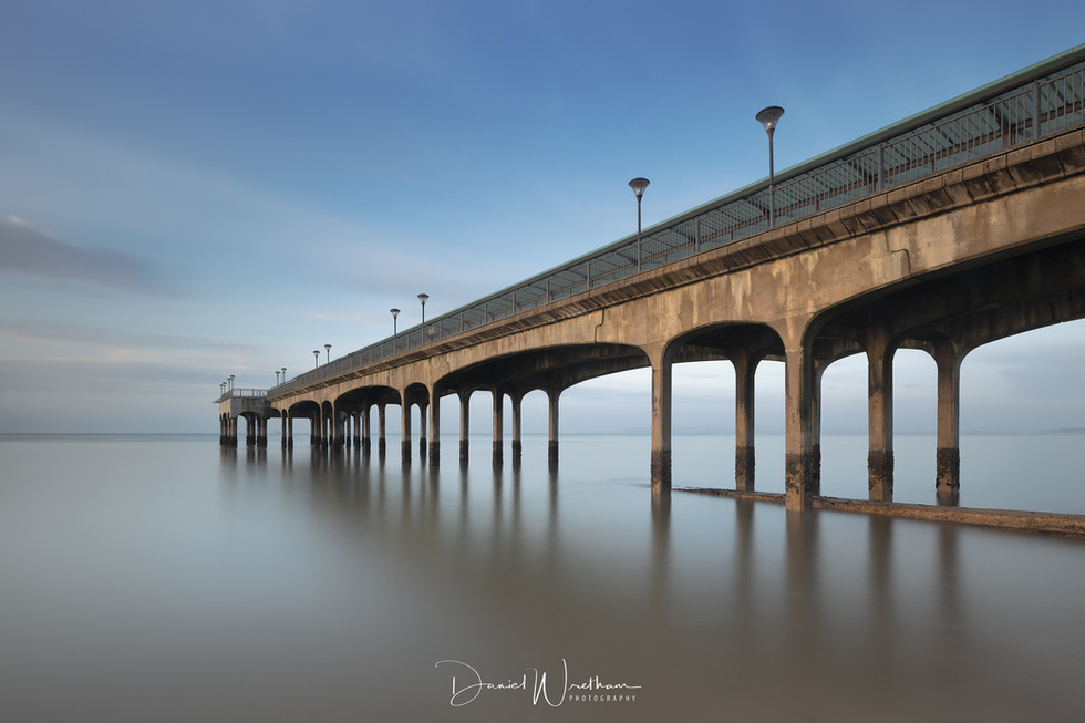 Boscombe Pier Long Exposure
