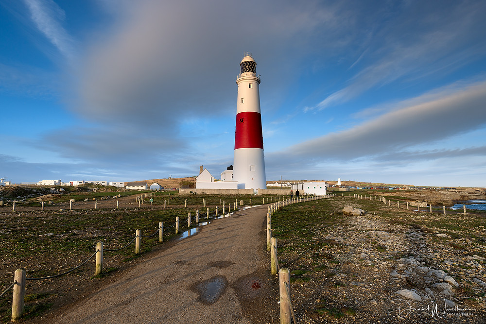 Portland Bill Lighthouse, Dorset Landscape Photography Locations, Portland, Daniel Wretham Photography.