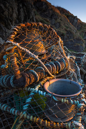 Last Light Lobster Pots