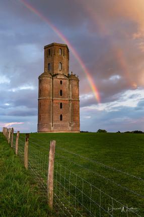 Rainbow Over Horton Tower