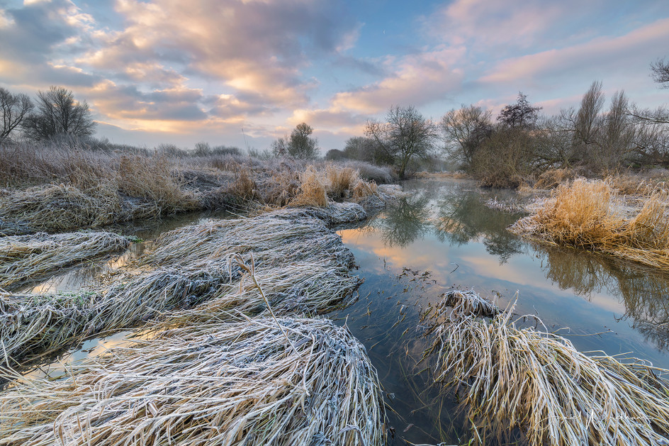 January on the Stour