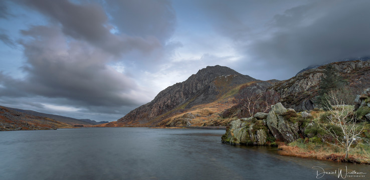 Last Light at Tryfan