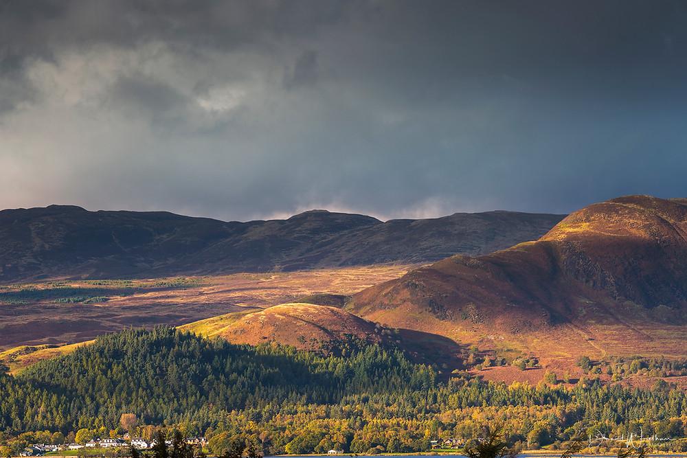 The Trossachs, Scotland