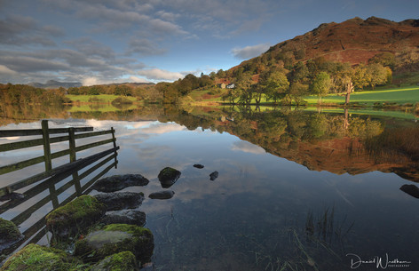 Calm at the Tarn