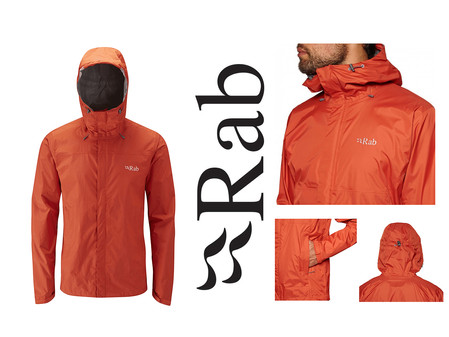 Rab Downpour Jacket Review