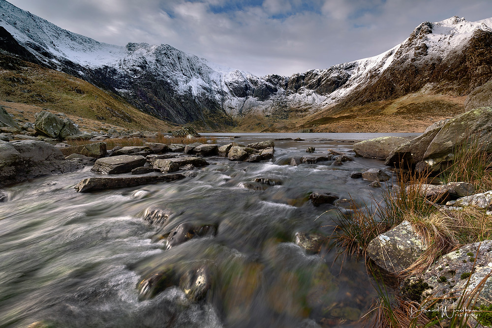 Snowdonia, Snowdon View, Landscape Photography, Blog, Daniel Wretham, Light, Photographing Snowdonia, Cwm Idwal,  Llyn Idwal, Mountain