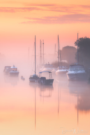 River Frome Sunrise