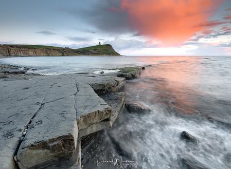 Dorset Landscape Photography Locations, Kimmeridge Bay